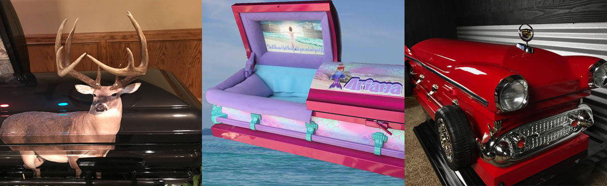 Custom Caskets to Honor Your Little Ones - Security National