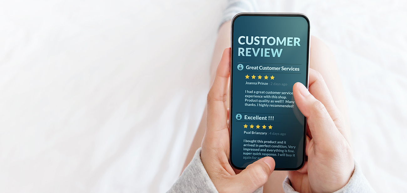 customer reviews for your funeral home
